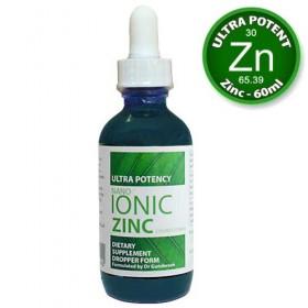 Nano Ionic Zinc 60ml